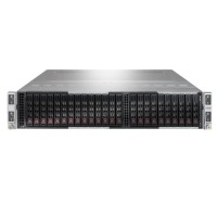 Supermicro 2U Rackmount SYS-2028BT-HTR+ Front