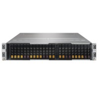Supermicro 2U Rackmount SYS-2029BT-HNC0R - Front