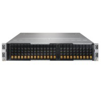 Supermicro 2U Rackmount SYS-2029BT-HNR - Front