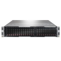 Supermicro 2U Rackmount SYS-2029BT-HTR - Front