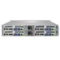 Supermicro 2U Rackmount SYS-2029BT-HTR - Rear
