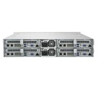 Supermicro 2U Rackmount SYS-2029TP-HC0R - Rear