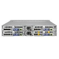 Supermicro 2U Rackmount A+ AMD EPYC Server AS -2123BT-HNR Rear