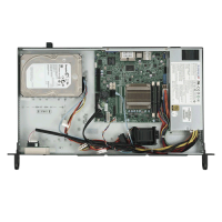 Supermicro  1U Rackmount SuperServer SYS-5018A-LTN4 - Top