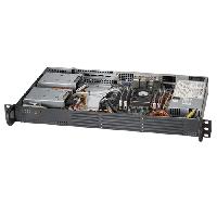 Supermicro 1U Rackmount SuperServer SYS-5019A-12TN4 -TopAngle
