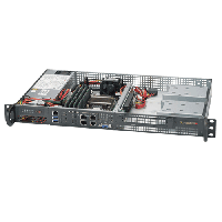 Supermicro 1U Rackmount SuperServer SYS-5019A-FTN4