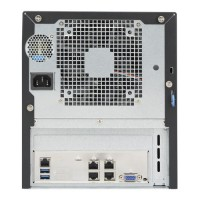 Supermicro Mini-Tower SuperServer SYS-5028A-TN4 - Rear