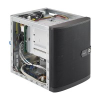 Supermicro Mini-Tower SuperServer SYS-5028L-TN2 - Angle