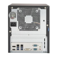 Supermicro Mini-Tower SuperServer SYS-5028L-TN2 - Rear