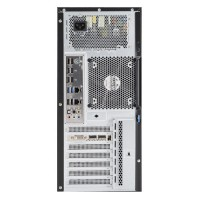 Supermicro Mid-Tower SuperServer SYS-5037A-i - Rear