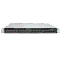 Supermicro SYS-6018R-TDW Front