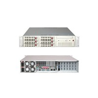 Supermicro SYS-6024H-TRB 2U Rackmount