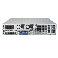 Supermicro 2U Rackmount SSG-6028R-E1CR24N - Rear