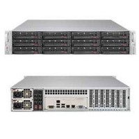 Supermicro 2U Rackmount SuperStorage SSG-6029P-E1CR12H
