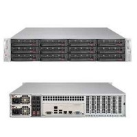Supermicro 2U Rackmount SuperStorage SSG-6029P-E1CR12L