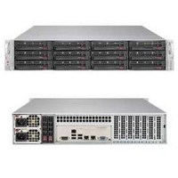 Supermicro 2U Rackmount SuperStorage SSG-6029P-E1CR12T