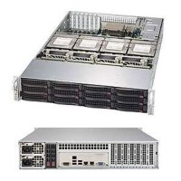 Supermicro 2U Rackmount SuperStorage SSG-6029P-E1CR16T