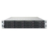 Supermicro 2U Rackmount SYS-6029TP-HC0R - Front