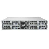 Supermicro 2U Rackmount SYS-6029TP-HC0R - Rear