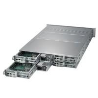Supermicro 2U Rackmount SYS-6029TP-HC0R - Back