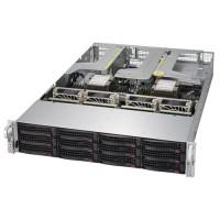 Supermicro 2U Rackmount SYS-6029U-E1CRT -