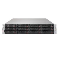 Supermicro 2U Rackmount SYS-6029U-TR4 - Front