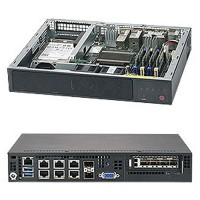 Supermicro Mini-ITX Box PC SYS-E300-9A - Angle