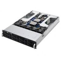 ASUS ESC4000 G3 2U 4-GPU Hybrid Computing - sideview