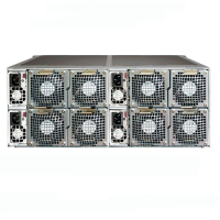 Supermicro 4U Rackmount SuperServer SYS-F618R2-FT - Rear