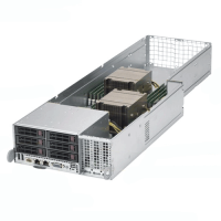 Supermicro 4U Rackmount SuperServer SYS-F628R2-FC0+ Node01