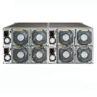 Supermicro 4U Rackmount SuperServer SYS-F628R3-FT+ Rear
