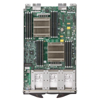 Supermicro Processor Blade SBI-7428R-T3 Top
