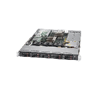 Supermicro SYS-1027R-WC1NRT 1U SuperServer Rackmount
