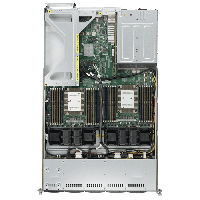 Supermicro Ultra SuperServer SYS-1029U-TR4 Top