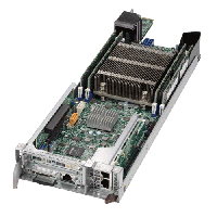 Supermicro 3U MicroCloud SuperServer SYS-5038MR-H8TRF - node