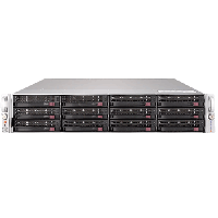 Supermicro Ultra SuperServer SYS-6029UZ-TR4+ Front