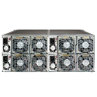 Supermicro FatTwin SuperServer SYS-F628G3-FTPT+ Rear