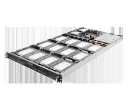 ASRock 1U12LX-14S Server Barebone