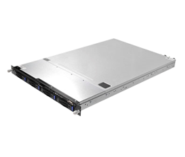 ASRock 1U2FH-4L Server Barebone