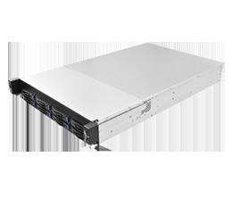 ASRock 2U4FH-8L Server Barebone