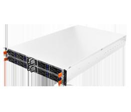 ASRock 2U4N-F Server Barebone