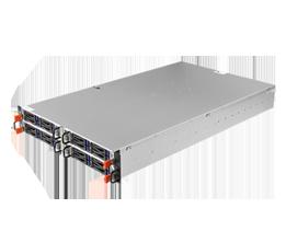 ASRock 2U4N-F2T Server Barebone