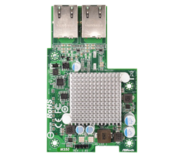 ASRock M350 PCIE Mezzanine Card