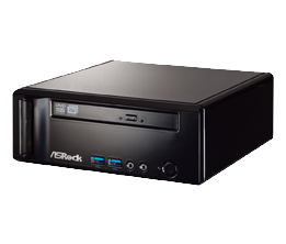 ASRock MiniSeries Mini PCs