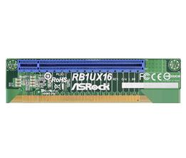 ASRock RB1UX16 Passive Riser Card