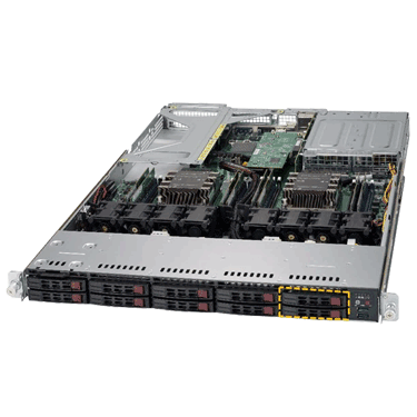 Supermicro UltraServer SYS-1029UX-LL1-S16