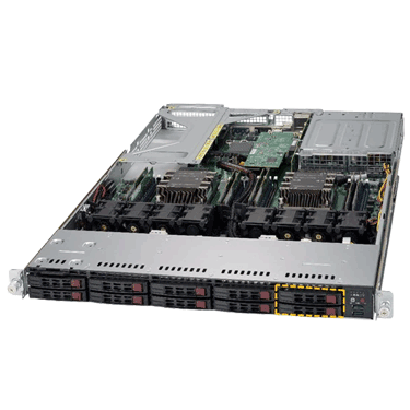 Supermicro UltraServer SYS-1029UX-LL3-S16