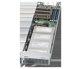 Supermicro MicroBlade MBI-6118D-T4 Server Blade
