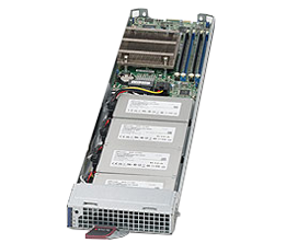 Supermicro MicroBlade MBI-6118D-T4H Server Enclosure