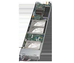 Supermicro MicroBlade MBI-6118G-T41X Server Blade